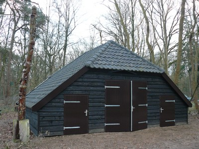 Monumentale schuur Gilwell Ada's Hoeve