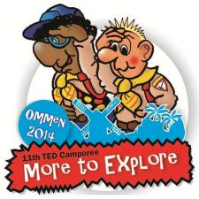 Camporee logo 2014